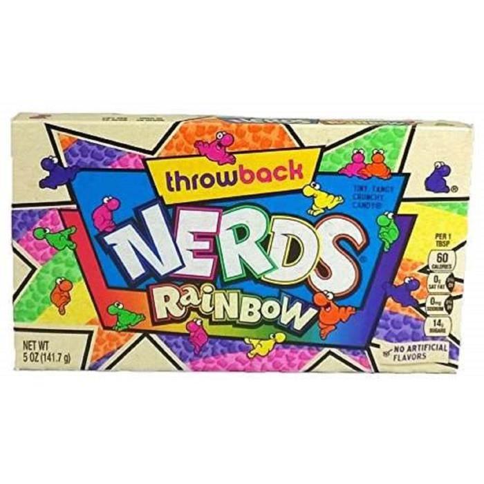Bonbon multicolore logo