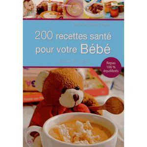 Livre de recette pour bebe achat vente livre de - Recette pas cher pour famille nombreuse ...
