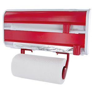 derouleur papier cuisine achat vente derouleur papier cuisine pas cher cdiscount. Black Bedroom Furniture Sets. Home Design Ideas