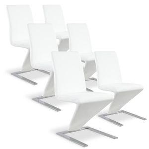 Lot de 6 chaise achat vente lot de 6 chaise pas cher - Lot 6 chaises pas cher ...