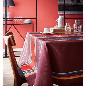 Nappe pour table ovale 180 achat vente nappe pour for Nappe pour table ovale