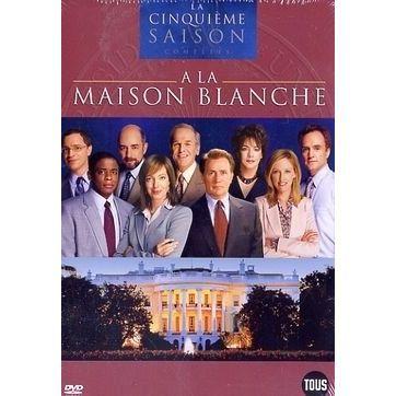 A la maison blanche saison 5 coffret 6 dvd en dvd s rie for A la maison blanche saison 6
