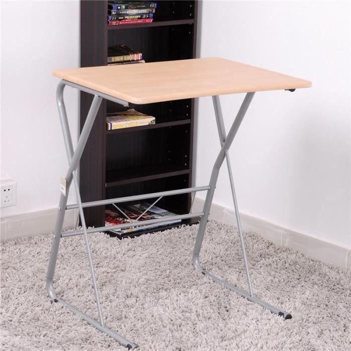 Table bureau informatique bureau de travail pour - Table pour pc de bureau ...