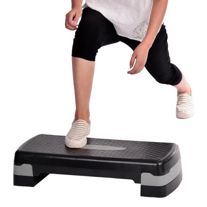 Fitness stepper a robique machine fitness stepper for Appareil fitness maison
