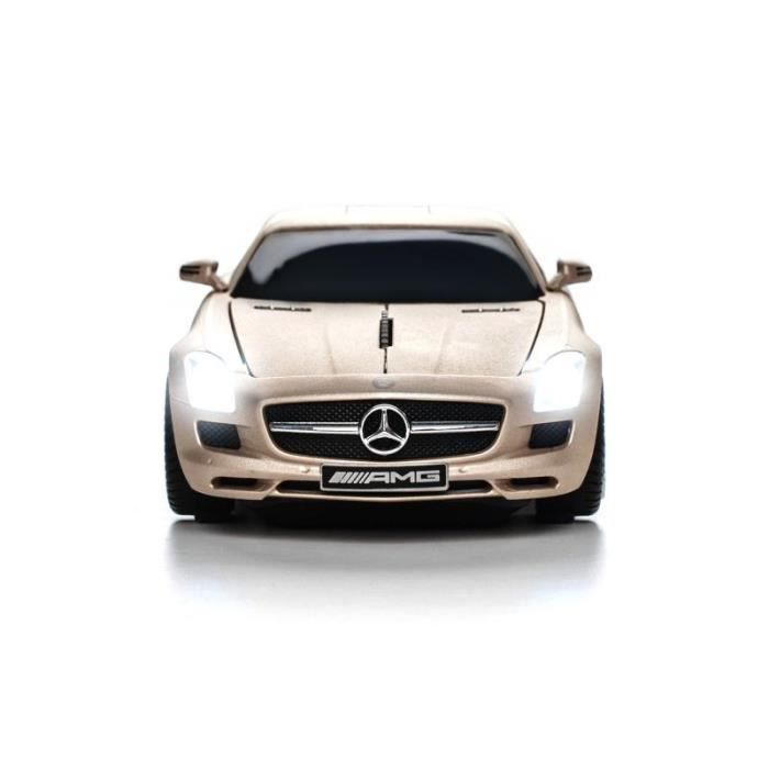 ouris sans fil 2 4 ghz mercedes benz sls amg beig prix pas cher cdiscount. Black Bedroom Furniture Sets. Home Design Ideas