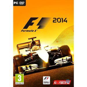 JEU PC F1 2014 Jeu PC