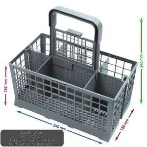 panier a couvert pour lave vaisselle achat vente. Black Bedroom Furniture Sets. Home Design Ideas
