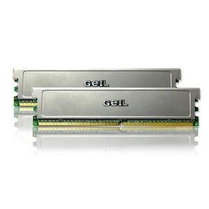 MÉMOIRE RAM GEIL - MÉMOIRE RAM - DDR2 - 800 MHZ - CL5 - 4 GO