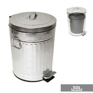Poubelle retro achat vente poubelle retro pas cher - Poubelle a roulette pas cher ...