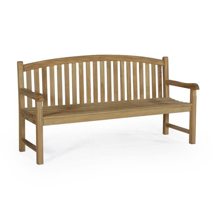 banc en teck cambridge 180 cm. Black Bedroom Furniture Sets. Home Design Ideas
