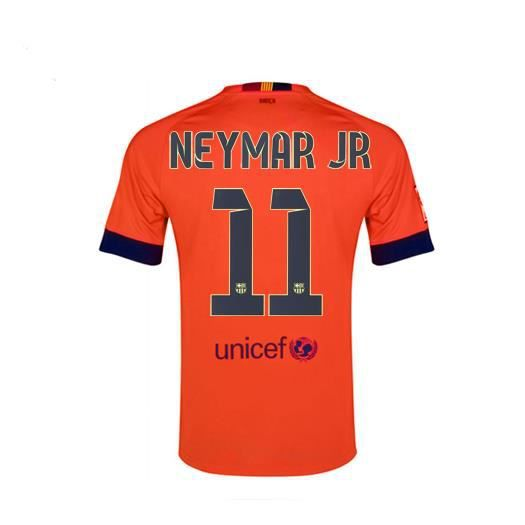 Maillot fc barcelone ext rieur neymar jr 2014 2015 for Maillot barcelone exterieur