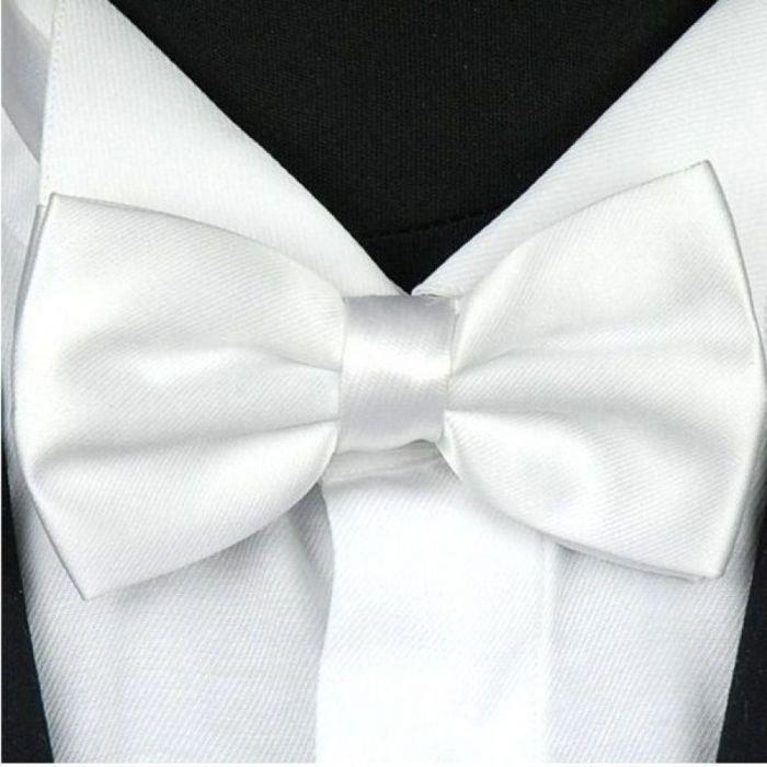 noeuds papillon blanc achat vente cravate n ud papillon 3700722510265 cdiscount. Black Bedroom Furniture Sets. Home Design Ideas