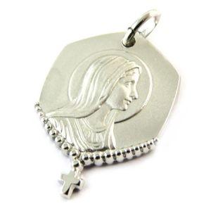 PENDENTIF VENDU SEUL Altesse [N3326] - Pendentif argent Vierge Marie (N