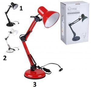 lampe de bureau achat vente lampe de bureau pas cher. Black Bedroom Furniture Sets. Home Design Ideas