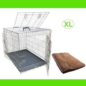 Coussin de cage de transport pour chien achat vente coussin de cage de transport pour chien - Cage pour chien xxl pas cher ...