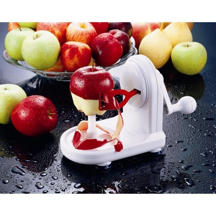 eplucheur p le pommes poires achat vente econome zesteur eplucheur p le pommes poire. Black Bedroom Furniture Sets. Home Design Ideas