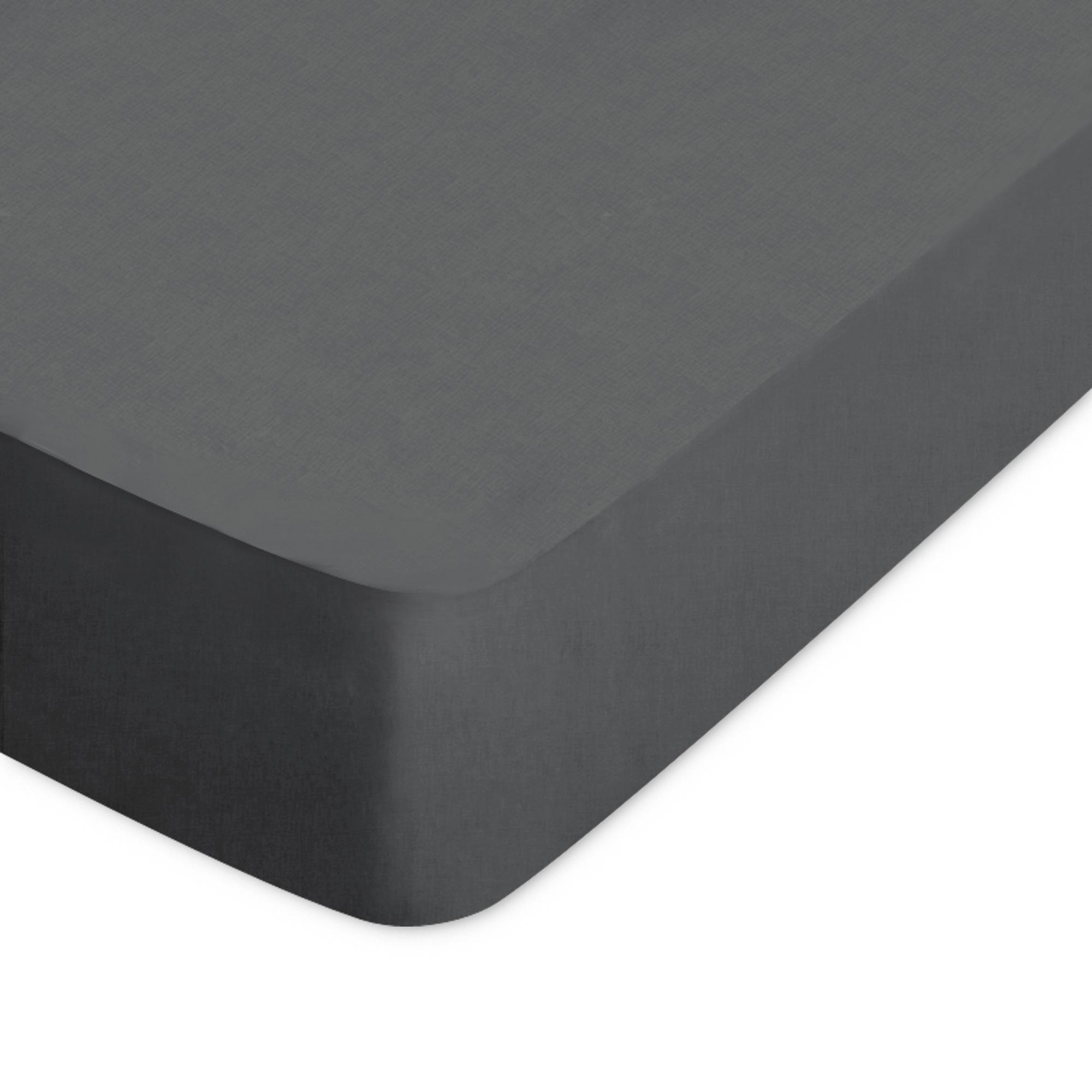 drap housse coton 160x200 manhattan achat vente drap housse les soldes sur cdiscount. Black Bedroom Furniture Sets. Home Design Ideas