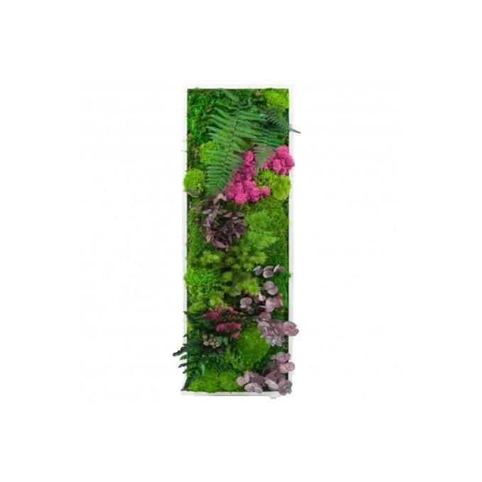 tableau v g tal mural helios r 25x115 achat vente plantes stabilis es cadeaux de no l. Black Bedroom Furniture Sets. Home Design Ideas