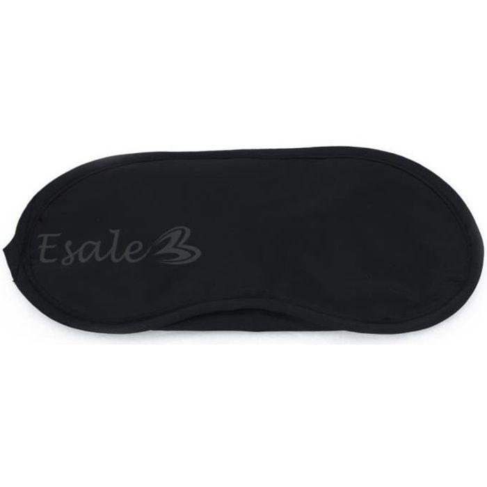 masque de sommeil cache nuit yeux anti lumi re relaxation repos voyage achat vente masque de. Black Bedroom Furniture Sets. Home Design Ideas
