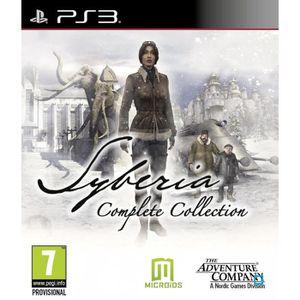 JEU PS3 Syberia Collection Jeu PS3