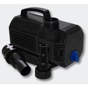 Pompe bassin de jardin 15000 l h 310w achat vente for Pompe de bassin filtrante