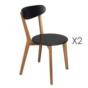 chaise pieds bois achat vente chaise pieds bois pas cher cdiscount. Black Bedroom Furniture Sets. Home Design Ideas