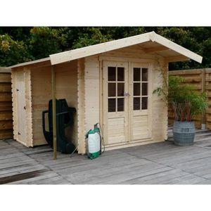 ABRI JARDIN - CHALET Abri de jardin Joigny - 10.16 m² - 3.33 x 3.05 x 2