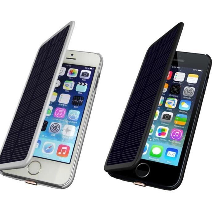 batterie solaire clip pour iphone6 noir achat batterie t l phone pas cher avis et meilleur. Black Bedroom Furniture Sets. Home Design Ideas