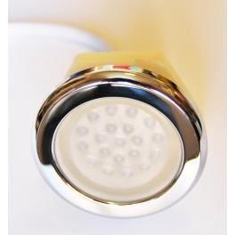 Spot Blanc à led étanche Achat / Vente projecteur lampe