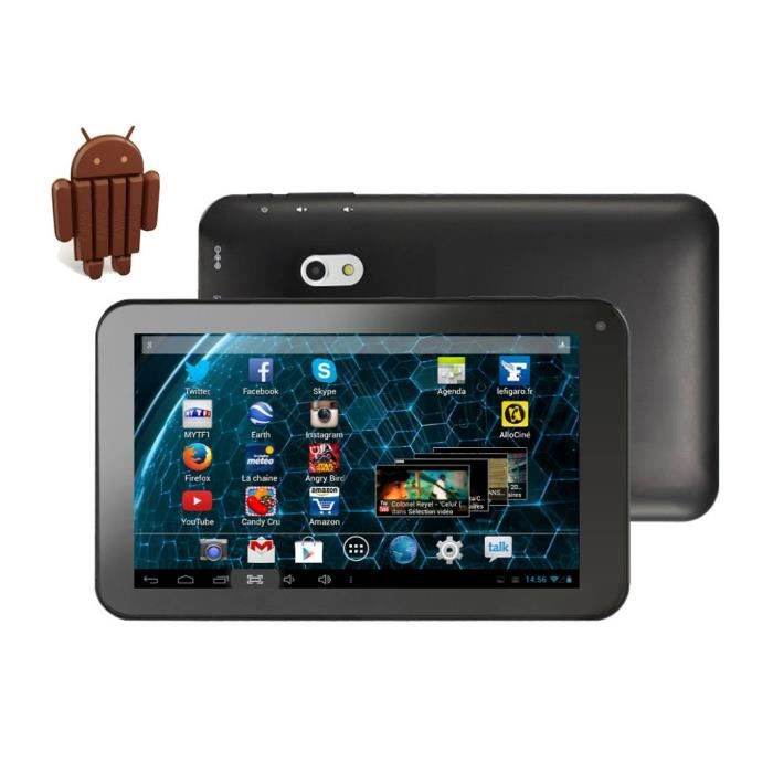 Tablette tactile 7 android 4 4 kitkat bluetooth achat - Hyper u tablette tactile ...