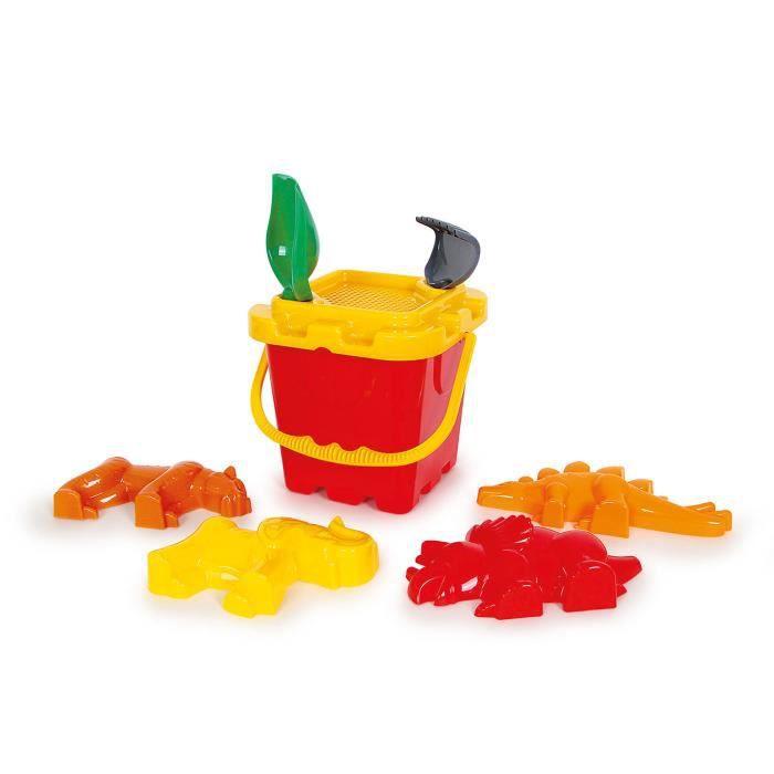 jouets pour le sable seau et animaux arques achat vente bac sable cdiscount. Black Bedroom Furniture Sets. Home Design Ideas