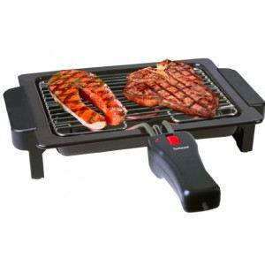 barbecue electrique plancha duo grill 2000w