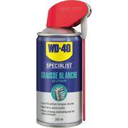 LUBRIFIANT MOTEUR WD40 Graisse Lithium SPECIALIST 250 ml (Aérosol)