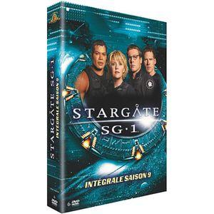 BLU-RAY SÉRIE DVD Stargate sg-1, saison 9