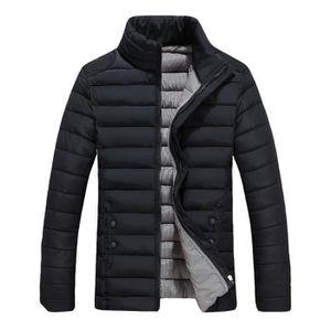 doudoune homme fashion achat vente doudoune homme fashion pas cher cdiscount. Black Bedroom Furniture Sets. Home Design Ideas