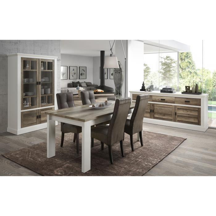 argentier blanc et portes persienne 39 brocante 39 meuble house achat vente vitrine argentier. Black Bedroom Furniture Sets. Home Design Ideas