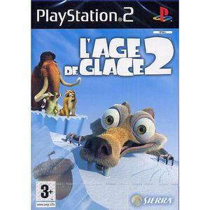 JEU PS2 L'AGE DE GLACE 2