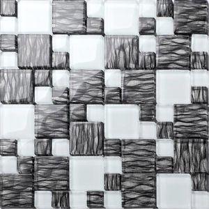 mosaique carrelage 30x30 achat vente mosaique carrelage 30x30 pas cher cdiscount. Black Bedroom Furniture Sets. Home Design Ideas