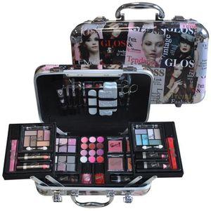 PALETTE DE MAQUILLAGE  Mallette de Maquillage - Beauty Tendance Color - 6