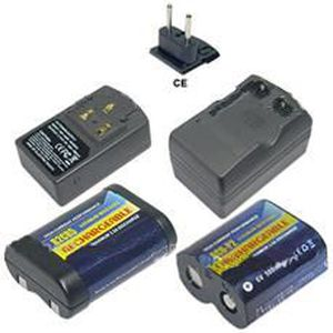 BATTERIE APPAREIL PHOTO Batterie Avec Chargeur Appareil Photo pour NIKO…
