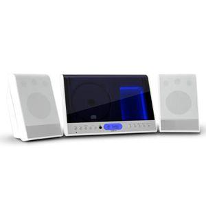 lecteur cd radio avec cle usb achat vente lecteur cd radio avec cle usb pas cher cdiscount. Black Bedroom Furniture Sets. Home Design Ideas