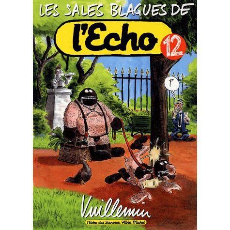 les sales blagues de l echo achat vente livre vuillemin editions albin michel parution 08 12