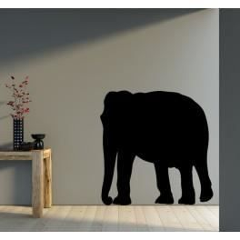 Deco soon stickers elephant 1 136x134 cm achat for Stickers murs deco