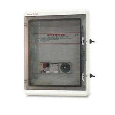 Coffret electrique 1 pompe 2 projecteurs achat vente for Coffret electrique exterieur jardin