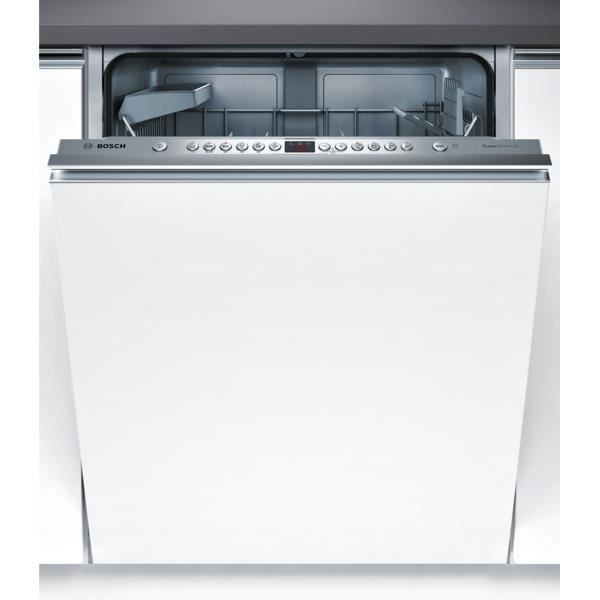Bosch lave vaisselle tout int grable supersilence for Interieur lave vaisselle bosch