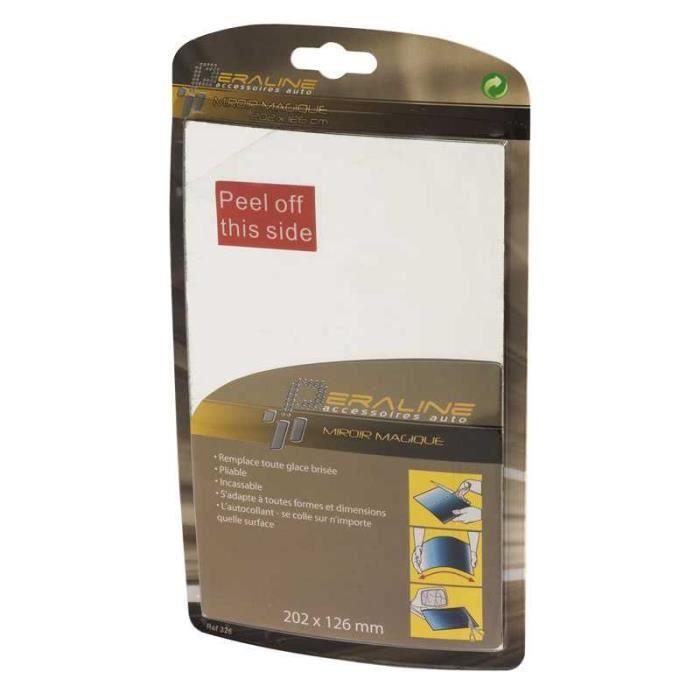 C ble antivol achat vente miroir de s curit c ble for Miroir adhesif a decouper