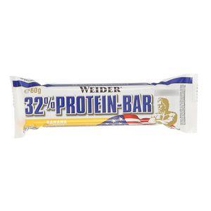 WEIDER BODY SHAPER Barre protéinée 32% 60 g