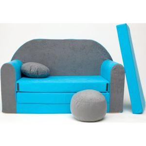 Fauteuil lit enfant achat vente fauteuil lit enfant pas cher cdiscount - Canape pour bebe ...