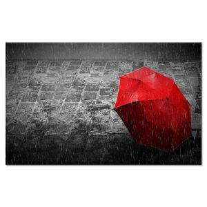 Tableau parapluie achat vente tableau parapluie pas for Tableau blanc et rouge