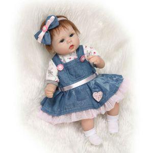POUPÉE Bebe reborn belle premie baby doll reborn réaliste